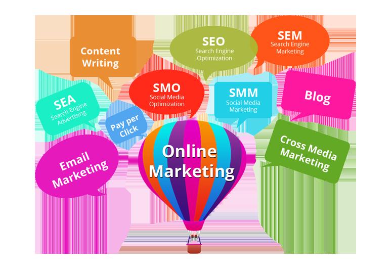 internet marketing services, digital marketing services